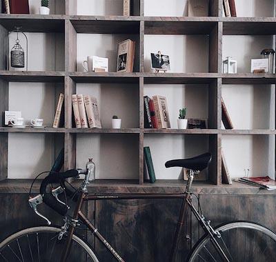 Mettre en avant votre vélo dans votre appartement