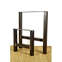 Hercules - Steel table leg several sizes available