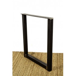 Ulysse, steel table leg to personalize your furniture