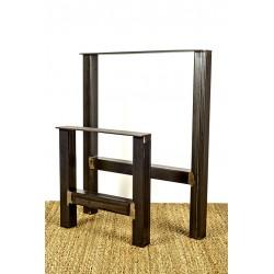 Hercule - Sur mesure - Pied de table en métal pour banc ou table