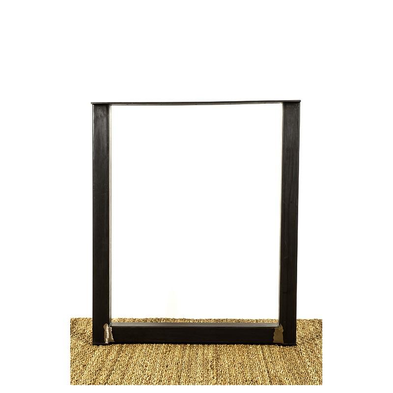 Ulysse, pied de table en acier pour personnaliser vos meubles