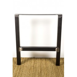 Hercule, pied en acier pour personnaliser vos meubles 71 cm x 60 cm