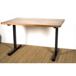 Pieds de table en métal, modèle Icare