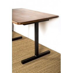 Metal table leg, Icare model