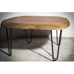 """Classic"" - Coffee Table. Hairpin Legs 30 cm - Made In France"