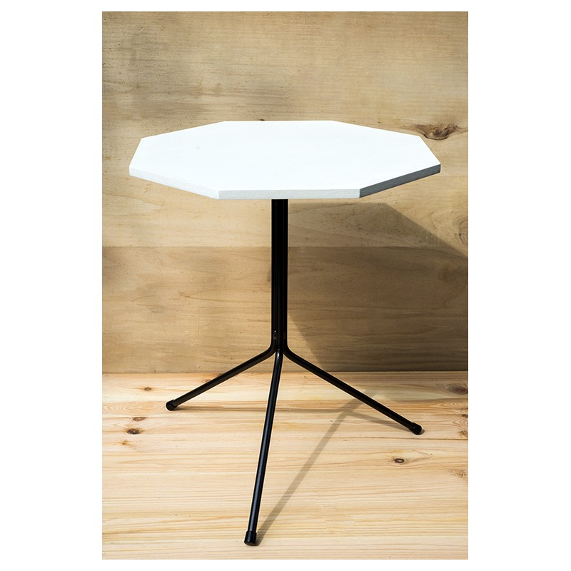 Tripod round table leg - model 40 cm